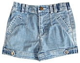 Beebay - Denim Shorts Side Pocket