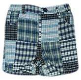 Beebay - Checkers Print Shorts