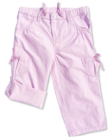 Beebay - Turn Up Pink Capri
