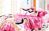 Disney Princess - Printed Bed Sheet