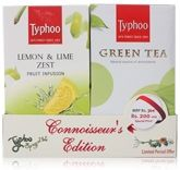 Typhoo - Lemon &amp; Lime Zest And Green Tea