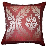 CJ Collection Maroon Cushion Cover AC - PRI02 A