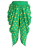 SAPS - Harem Pants With Polka Dots