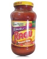 Ragu Roasted Garlic Pasta Sauce