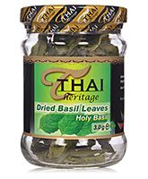 Thai Heritage Dried Holy Basil Leaves