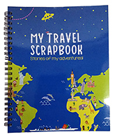 Traveller Kids Travel Scrapbook