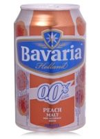 Bavaria Peach Malt Non Alcoholic Drink