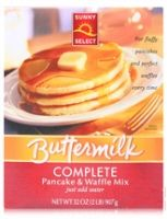 Sunny Select Complete Buttermilk Pancake &amp; Waffle Mix
