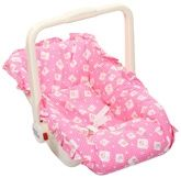 New Natraj - Pink Carry Cot