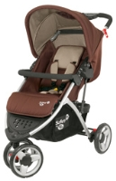 Safety 1st Easy Go Stroller -  Brown Berry