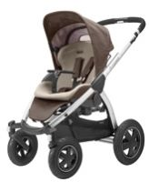 Maxi Cosi - Mura 4 Stroller Walnut Brown