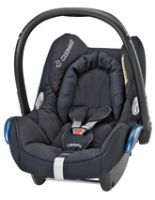 Maxi Cosi - Cabriofix Car Seat Black