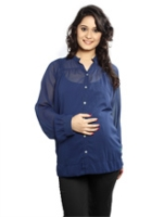 Nine - Maternity Top with Camisole