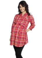 Nine - Maternity Wear Long Shirt