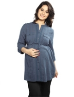 Nine - Maternity Wear Formal Blouse