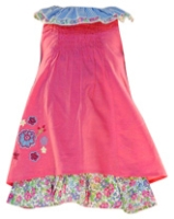 Nauti Nati - Sleeveless Layered Frock