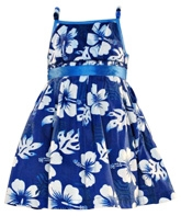 Nauti Nati - Singlet Frock With Floral Print