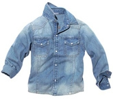 Shopper Tree - Full Sleeves Denim Shirt