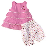 ShopperTree - Girls Sleepwear With Bloomers