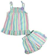 Shopper Tree -  Multicolor Striped Sleepwear