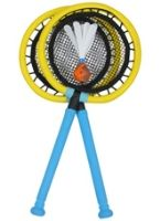 SAFSOF - Yellow Badminton Set
