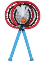 SAFSOF - Red Badminton Set