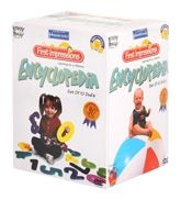 Fun and Learn CD/DVD/Movies - Brainy Baby First Impressions Encyclopedia DVD