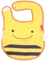 Bright Yellow Bib