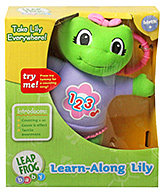 Leap Frog - Learn Along Lily 0 Month+, Press my tummy for a counting song! Introd...
