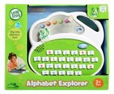Leap Frog  -  Alphabet Explorer 2 Years+, Dig Into Phonics Fun! Lets Play Letter Gam...