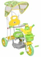 Mee Mee - Teddy Tricycle with Canopy
