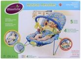 Mastela Musical Melodies - Musical Vibrating Bouncer