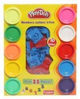 Funskool - Play-Doh Numbers, Letters 'n' Fun