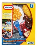 Little Tikes - Backyard Barbecue Backyar... 3 Years+, The perfect play picnic lunch for two, Sha...