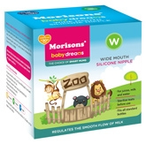 Buy Morisons Baby Dreams - Wide Mouth Teats
