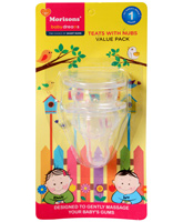 Buy Morisons Baby Dreams - Teats With Nubs Value Pack