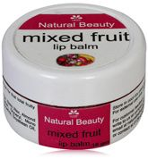 Natural Bath & Body Mixed Fruit Lip Balm