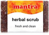 Mantra Herbal Scrub Bathing Bar