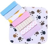 Multicolor Wash Cloth Set