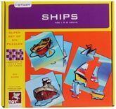 Toy Kraft - Ships Shaped Puzzle