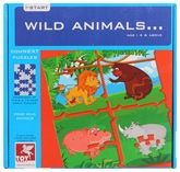 Toy Kraft - Wild Animals Puzzle