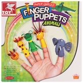 Toy Kraft - Puppet Making Set