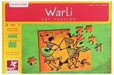 Toy Kraft - Warli Art Puzzle Set