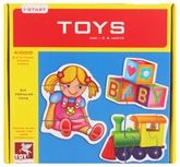 Toy Kraft - Toys Shaped Puzzle