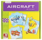 Toy Kraft - Flying Objects Puzzle