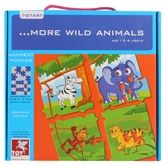 Toy Kraft - Wild Animal Puzzle