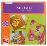 Toy Kraft - Colorful Musical Instrument Puzzle