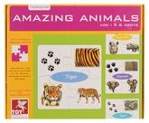 Toy Kraft - Animal's World Puzzle