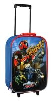 Travel Luggage Bag - Powers Rangers RPM