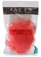 Faces Luxury Sponge Round - Coral